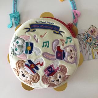 ダッフィー  マーチング コインケース ディズニー35周年