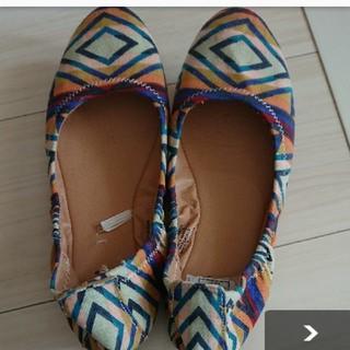 ニコル(NICOLE)のnicole ペタンコ靴(その他)
