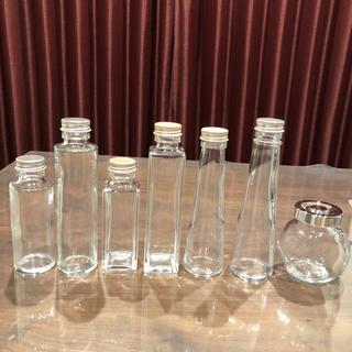 *選べるハーバリウム 瓶 5本セット*(その他)