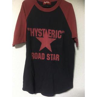 ヒステリックグラマー(HYSTERIC GLAMOUR)のHYSTERIC GLAMOUR ラグランTシャツ(Tシャツ(半袖/袖なし))