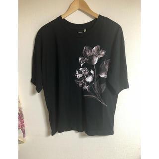 未使用moussy☆メンズTシャツS