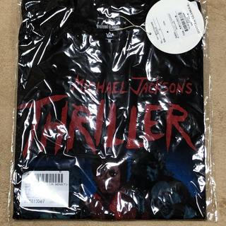 ヒステリックグラマー(HYSTERIC GLAMOUR)のM 新品 ヒステリックグラマー マイケルジャクソン スリラー Tシャツ キムタク(Tシャツ/カットソー(半袖/袖なし))