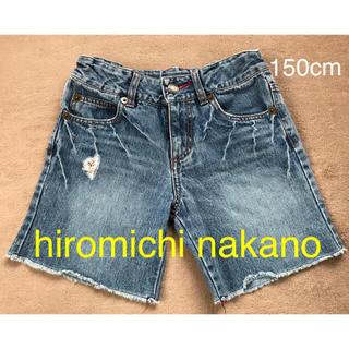 ヒロミチナカノ(HIROMICHI NAKANO)のデニム ショートパンツ 150(パンツ/スパッツ)