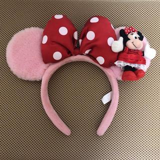 ディズニー(Disney)のミニーカチューシャ(カチューシャ)