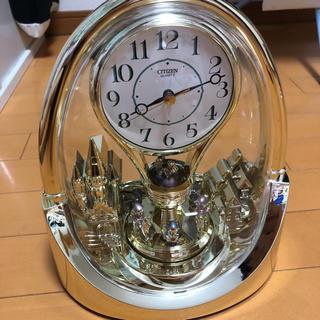 シチズン(CITIZEN)の置き時計(置時計)