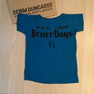 デニムダンガリー(DENIM DUNGAREE)のワッペンT(Tシャツ/カットソー)