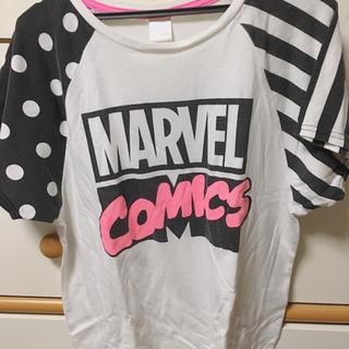 シマムラ(しまむら)のTシャツ Mサイズ(Tシャツ(半袖/袖なし))