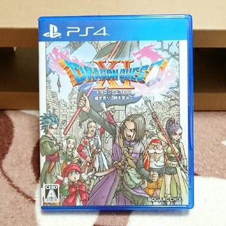 PS4版、ドラゴンクエスト11