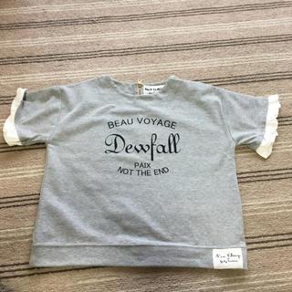 シマムラ(しまむら)のしまむら×NICE CLAUPコラボ tシャツ(Tシャツ(半袖/袖なし))