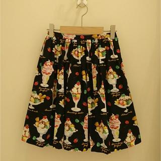 ジェーンマープル(JaneMarple)の新品 ジェーンマープル パフェ スカート(ミニスカート)