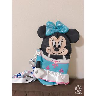 ディズニー(Disney)のミニーマウス ペットボトルカバー(弁当用品)