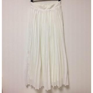 archives 白 ロングスカート