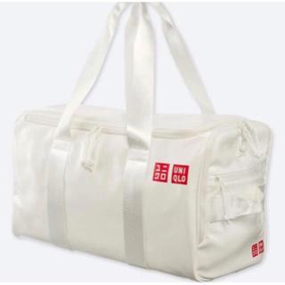 ユニクロ(UNIQLO)の【新品】ユニクロ テニスバッグ 錦織圭(バッグ)