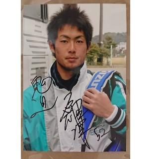 石川雄洋 写真 サイン 52(スポーツ選手)