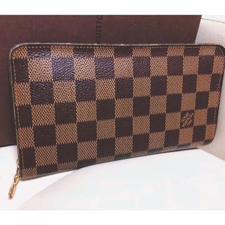ルイヴィトン(LOUIS VUITTON)の超美品 ルイヴィトン 長財布 ジッピー(財布)