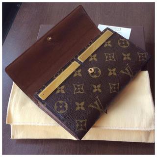 ルイヴィトン(LOUIS VUITTON)の✨正規品✨ルイヴィトン 長財布(財布)