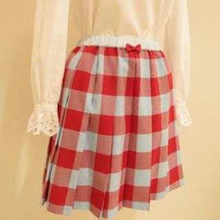 ミルク(MILK)のMILK ROBROYスカート(ひざ丈スカート)