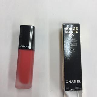 シャネル(CHANEL)のシャネル ルージュアリュール インク 限定色 マット CHANEL(口紅)