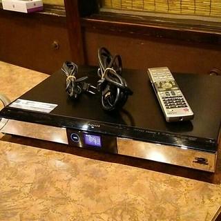 シャープ(SHARP)の☆SHARP ブルーレイ BD-HDW53  2番組W録 320GB 2010❗(ブルーレイレコーダー)