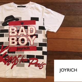 ジョイリッチ(JOYRICH)のJOY RICH ジョイリッチ BAD BOY RUN DMC風 Tシャツ(Tシャツ/カットソー(半袖/袖なし))