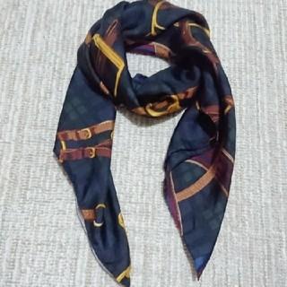 ラルフローレン(Ralph Lauren)の◆RALPH LAUREN  シルクスカーフ◆(バンダナ/スカーフ)