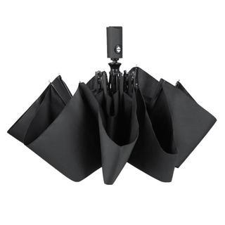 PLEMO 折りたたみ傘 自動開閉  8本骨 収納ケース付(その他)