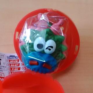 ☆スラィリー☆カープ ペットボトルキャップマスコット スライリー(スポーツ選手)