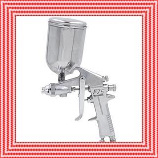 プロ仕様 エアースプレーガン 重力式  口径 1.5mm カップ容量400ml(その他)