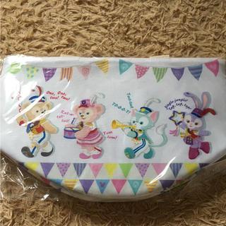 ディズニー(Disney)のTDS☆ディズニーシー☆☆ハッピーマーチングファン☆スーベニアランチケース☆新品(弁当用品)