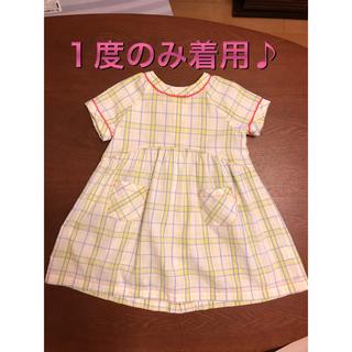 コンビミニ(Combi mini)の☆女の子 ワンピース☆100センチ☆コンビ ミニ☆(ワンピース)