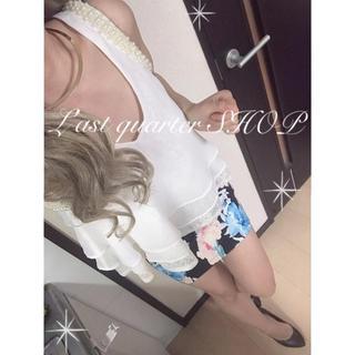 デイライルノアール(Delyle NOIR)のパールフリルCT×フラワーSK♡ピュアレディーコーデ(セット/コーデ)