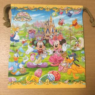 ディズニー(Disney)の57番 東京ディズニーランド 巾着(ポーチ)