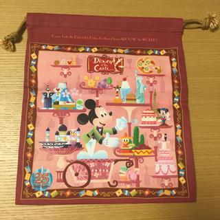 ディズニー(Disney)の東京ディズニーシー 巾着(ポーチ)