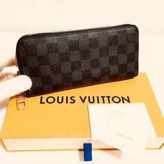 ルイヴィトン(LOUIS VUITTON)の318❤️超美品❤️新型❤️ルイヴィトン❤️ジップ 長財布❤️正規品鑑定済み(財布)