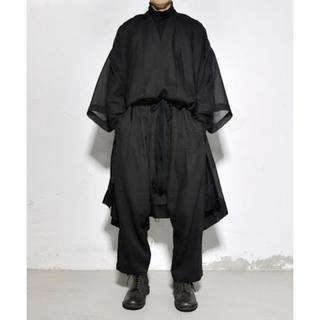 ヨウジヤマモト(Yohji Yamamoto)のJANJAN VAN ESSCHE ヤンヤンヴァンエシュ jumpsuit(サロペット/オーバーオール)