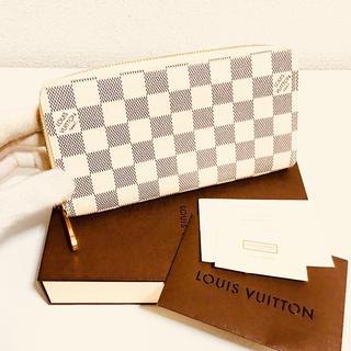 ルイヴィトン(LOUIS VUITTON)の315❤️超極美品❤️新型❤️ルイヴィトン❤️ジップ 長財布❤️正規品鑑定済み(財布)