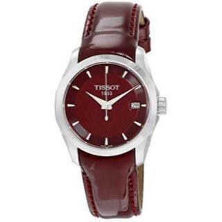 ティソ(TISSOT)の《新品》 ティソ クチュリエ T-クラシック レディース 腕時計(腕時計)
