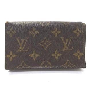 ルイヴィトン(LOUIS VUITTON)のルイヴィトン ヴィトン 財布 サイフ モノグラム M61730(財布)