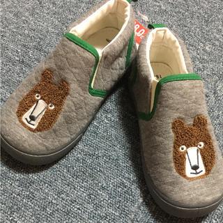 フタフタ(futafuta)のfutafuta新品  kids靴18cm(スニーカー)