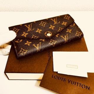 ルイヴィトン(LOUIS VUITTON)の309❤️超極美品❤️最新❤️ルイヴィトン❤️長財布❤️正規品鑑定済み❤️(財布)