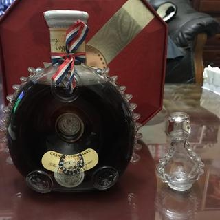 バカラ(Baccarat)のルイ13世 ベリーオールド(ウイスキー)