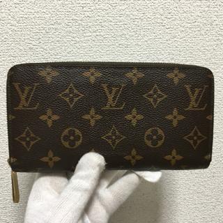 ルイヴィトン(LOUIS VUITTON)の308❤️超極美品❤️新型❤️ルイヴィトン❤️ジップ 長財布❤️正規品鑑定済み(財布)