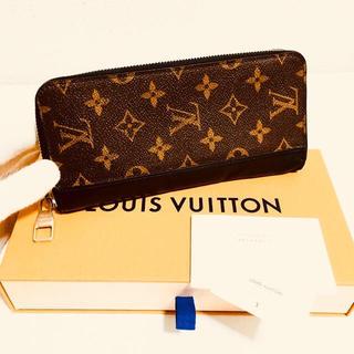 ルイヴィトン(LOUIS VUITTON)の278❤️超美品❤️新型❤️ルイヴィトン❤️ジップ 長財布❤️正規品鑑定済み❤️(財布)