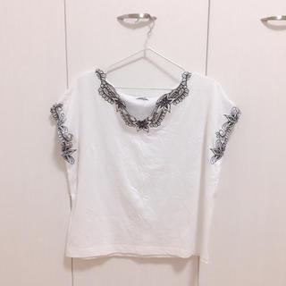 ジーナシス(JEANASIS)のジーナシス(Tシャツ(半袖/袖なし))