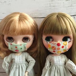 ネオブライスサイズ  マスク 2枚組(人形)