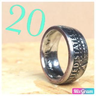 (売り切れ中)アメリカハーフダラーリング指輪 50セント(リング(指輪))