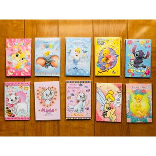 ディズニー(Disney)のお得!新品未使用♡ディズニーポチ袋 5枚×10袋セット 計50枚♡(キャラクターグッズ)