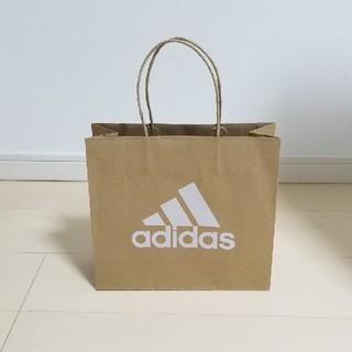 アディダス(adidas)の紙袋(ショップ袋)
