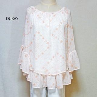 デュラス(DURAS)のDURAS  チュニック  ブラウス(チュニック)