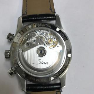 シン(SINN)のSinn ジン  956 クロノグラフ   .タグ ホイーヤ ...オメガ.(腕時計(アナログ))
